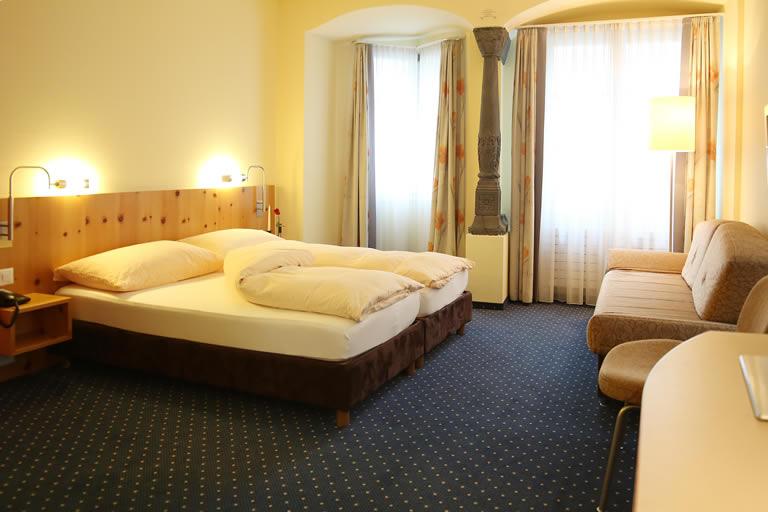Zimmer - Ambiente Hotel Freieck Chur